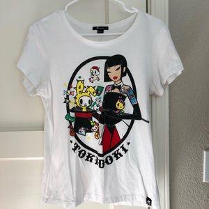 Tokidoki shirt